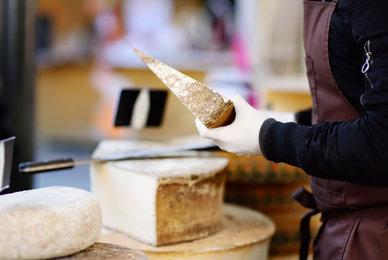 Votre fromager sur les marchés de la région de Toulouse