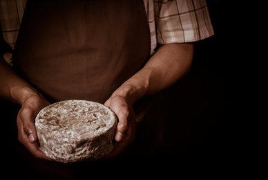 La livraison de fromage auprès des restaurateurs