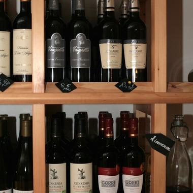Fromagerie Jeannot : nos vins à La salvetat saint Gilles