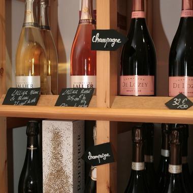 Fromagerie Jeannot : nos vins à Blagnac