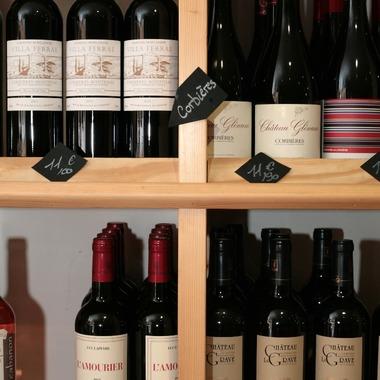Fromagerie Jeannot : nos vins à Colomiers