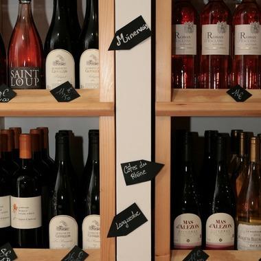 Fromagerie Jeannot : nos vins à Plaisance du touch