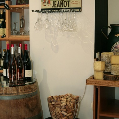 Fromagerie Jeannot : nos vins à Tournefeuille